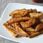 Baked Potato Wedges - Potato Wedges