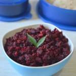 Beetroot Fry - Beetroot Poriyal