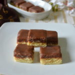 Chocolate Burfi - Double Layer Burfi