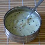 Coconut Chutney / Thengai Chutney