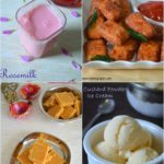 Holi Festival Recipes