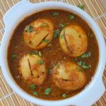 Egg Curry - Egg Masala Curry - Anda Masala Curry