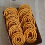 Poondu Murukku - Garlic Murukku