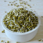 How to make Moong Sprouts - Green Gram Sprouts