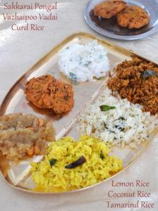 Variety Rice Menu - My Magic Pan