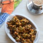 Palak Pakoda - Spinach Fritters