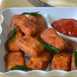 Paneer 65 - How to make Paneer 65