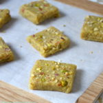 Pista Badam Burfi - Burfi Recipes