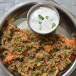 Quinoa Biryani - Veg Quinoa Biryani