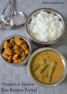 Indian Lunch Ideas - My Magic Pan