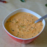 Spicy Red Coconut Chutney - Red Coconut Chutney