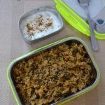 Spinach Biryani - Palak Biryani