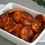 Sweet Potato Tawa Fry