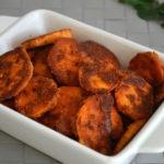 Sweet Potato Tawa Fry - Sweet Potato Fry