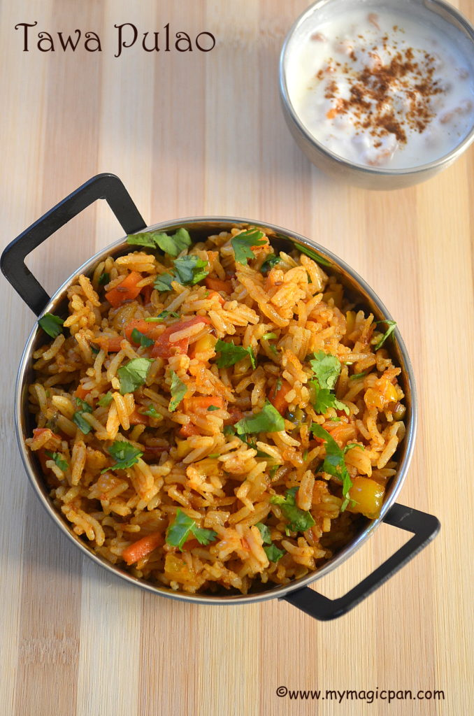 Tawa Pulao My Magic Pan