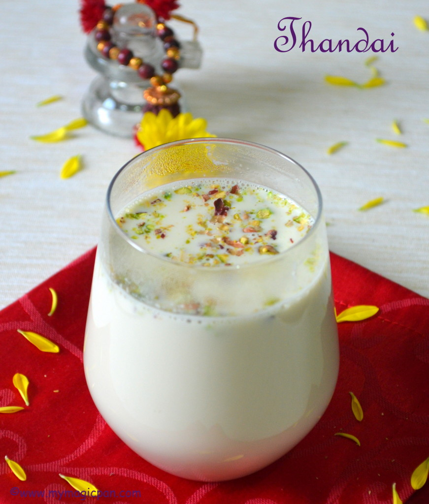 Thandai My Magic Pan