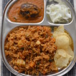 Lunch Menu 7 - Biryani Meal