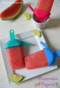Watermelon Popsicle My Magic Pan