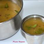 Plum Rasam Recipe