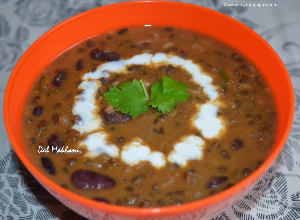 Dal Makhani My Magic Pan