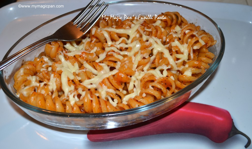 Tomato Pasta My Magic Pan