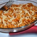 Fusilli Pasta - Tomato Pasta