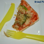 Bread Pizza - Easy Bread Pizza recipe