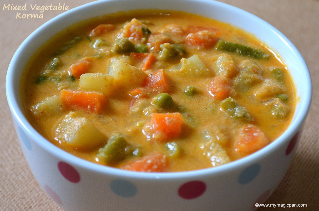 Vegetable Kurma For Chapathi Veg Kurma – Mixed Ve...