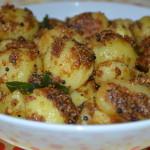 Baby Potato Fry - Baby Potato Recipes