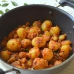 Chettinad Potato Fry - Baby Potato Fry