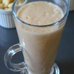 Dates Almond Milkshake - Dates Milkshake
