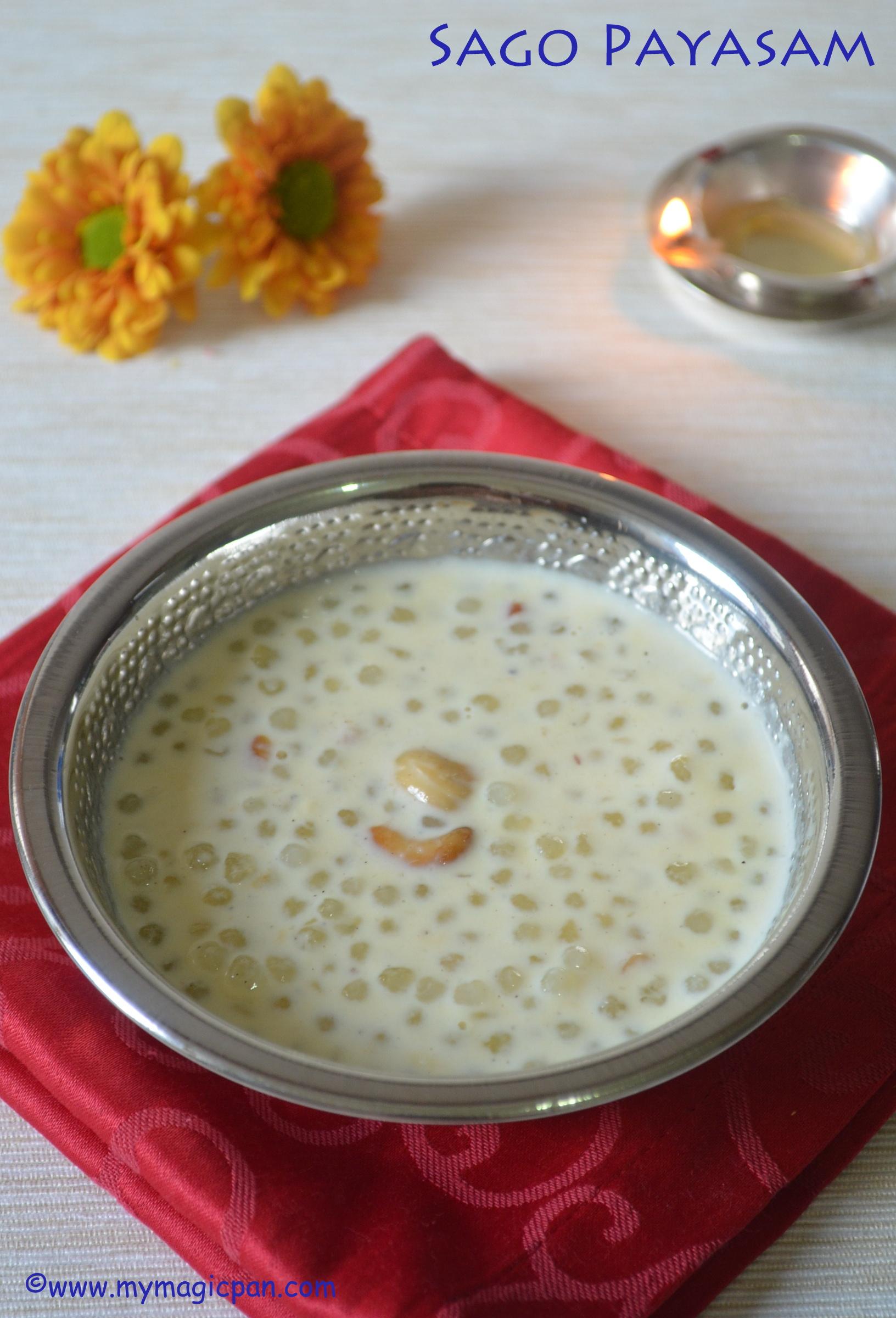 how to prepare kheer payasam