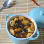 Garlic Pickle Recipe - Instant Garlic Pickle
