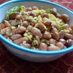 Peanut Sundal - Masala Kadalai Sundal