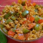 Paneer Capsicum Sabji - Paneer Recipes