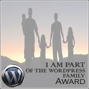 worpress family award