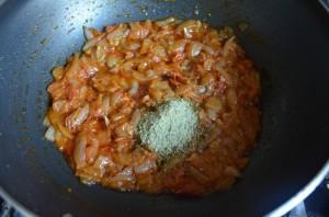 Bitter Gourd Sabji