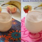 Banana Smoothie 2 Ways - 5 Mins Smoothie Recipes