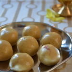 Besan Ladoo - Besan Laddu - How to make Besan Ladoo