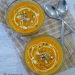Butternut Squash Soup - Soup Recipes