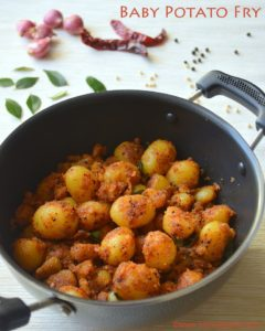 Baby Potato Fry My Magic Pan