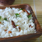 Coconut Rice - South Indian Coconut Rice
