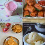 Holi Festival Recipes
