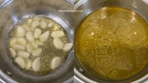 Curry Leaves Kulambu My Magic Pan