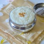 Kalkandu Pongal - Sugar Candy Pongal