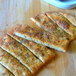 Garlic Bread - Dominos Style Garlic Bread