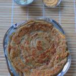 Godhuma Rava Adai - Multi Grain Adai