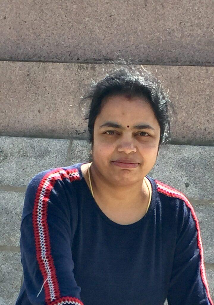 My Magic Pan Author Sundari Nathan