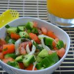 Kachumber Salad - Kuchumber Salad
