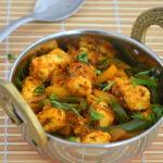 Paneer Jalfrezi - Easy Paneer Recipes